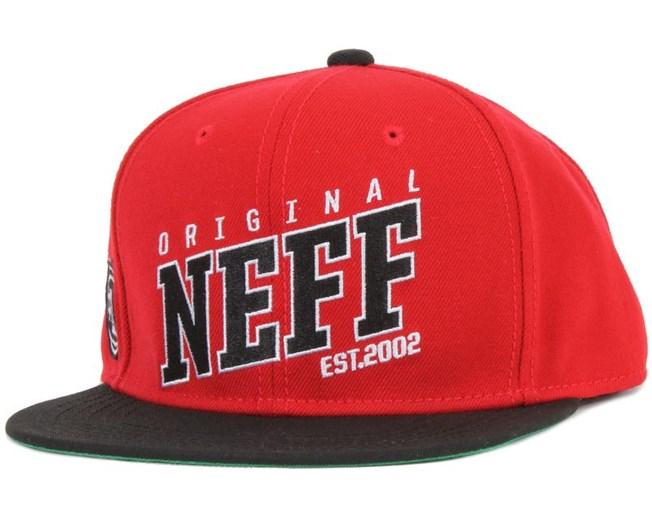 Original Snapback Red - Neff