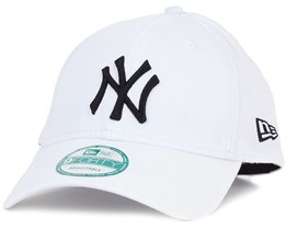 NY Yankees 940 Basic White/Black - New Era