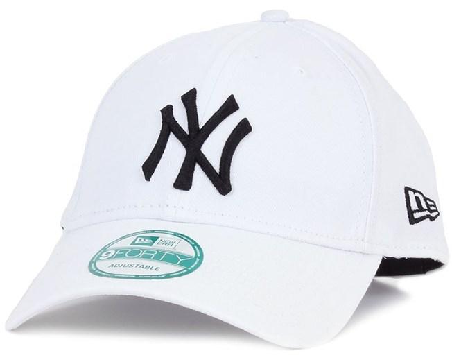 NY Yankees 940 Basic White/Black - New Era