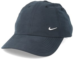 Metal Swoosh 10 Black Adjustable - Nike