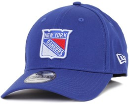 NY Rangers NHL Team Basic Blue 39Thirty - New Era
