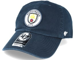 Manchester City Clean Up Navy Adjustable - 47 Brand