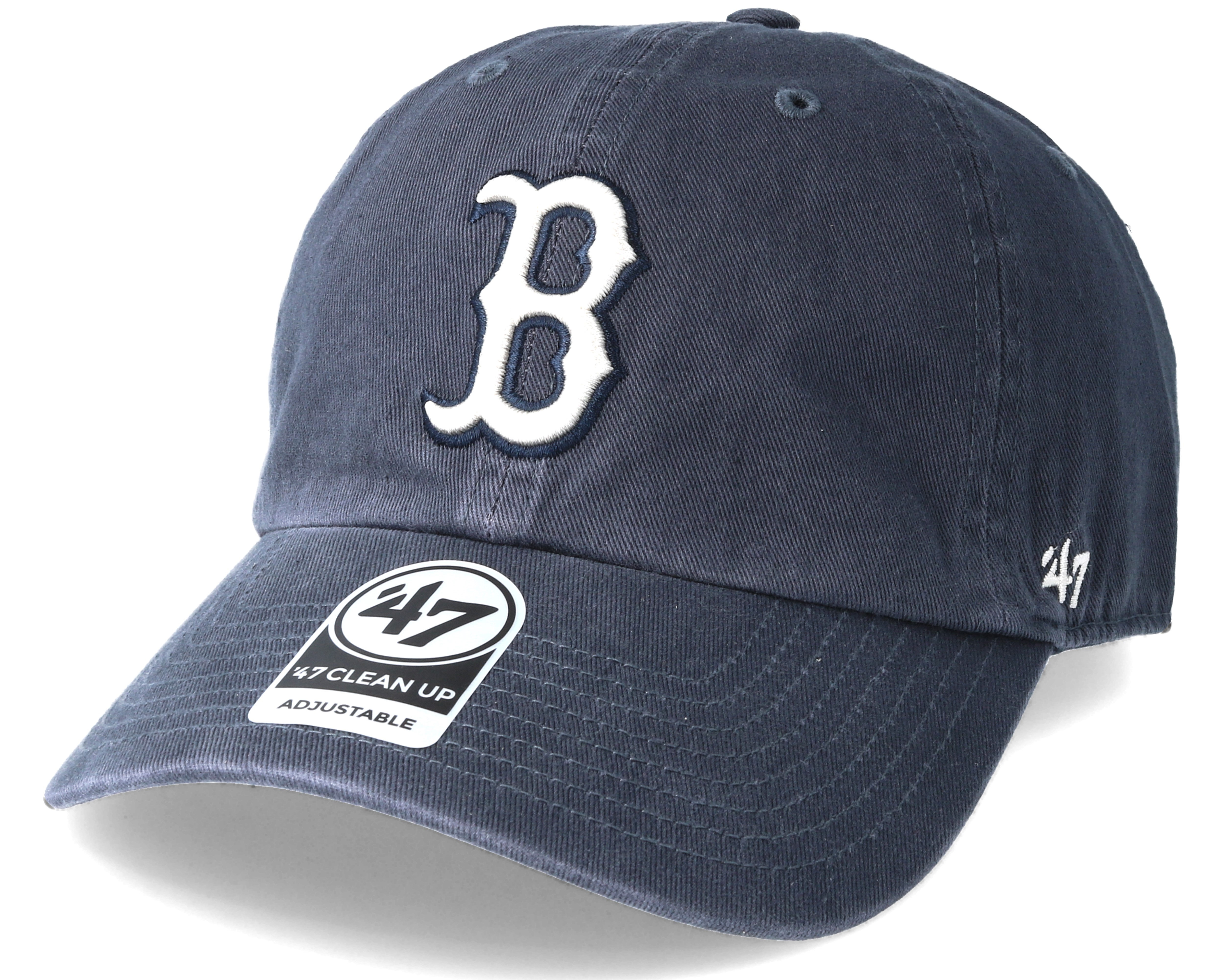 cbc32e47dbb ... coupon for boston red sox clean up vintage navy adjustable 47 brand caps  310f4 eea7a