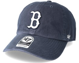Boston Red Sox Clean Up Vintage Navy Adjustable - 47 Brand