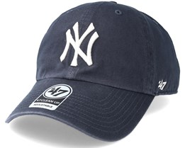 New York Yankees Clean Up Vintage Navy Adjustable - 47 Brand