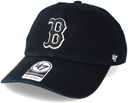 Boston Red Sox  Clean Up 2 Black Adjustable - 47 Brand