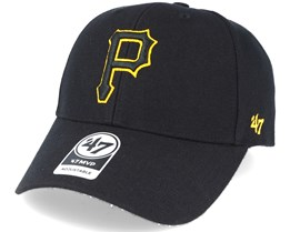 Pittsburgh Pirates Mvp Black Adjustable - 47 Brand