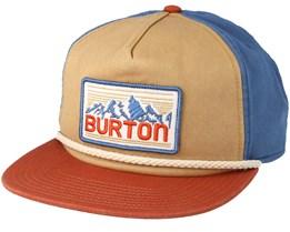 Buckweed Ochre Snapback - Burton