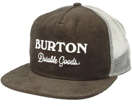 Durable Olive Night Trucker - Burton