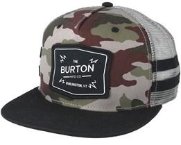 Bayonette Camo Trucker - Burton