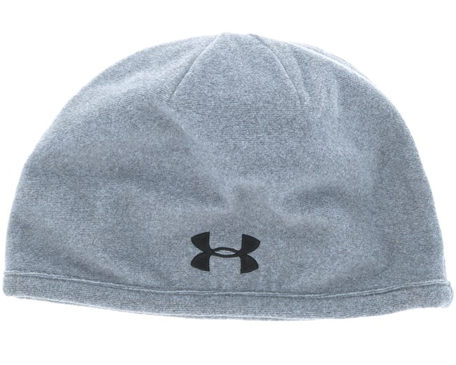 Survivor Fleece Graphite Beanie - Under Armour beanies  76208651cd4