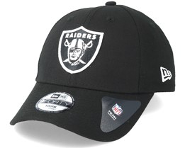 Kids Oakland Raiders The League Youth Black Adjustable - New Era