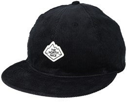 Strike A Cord Black Snapback - The North Face