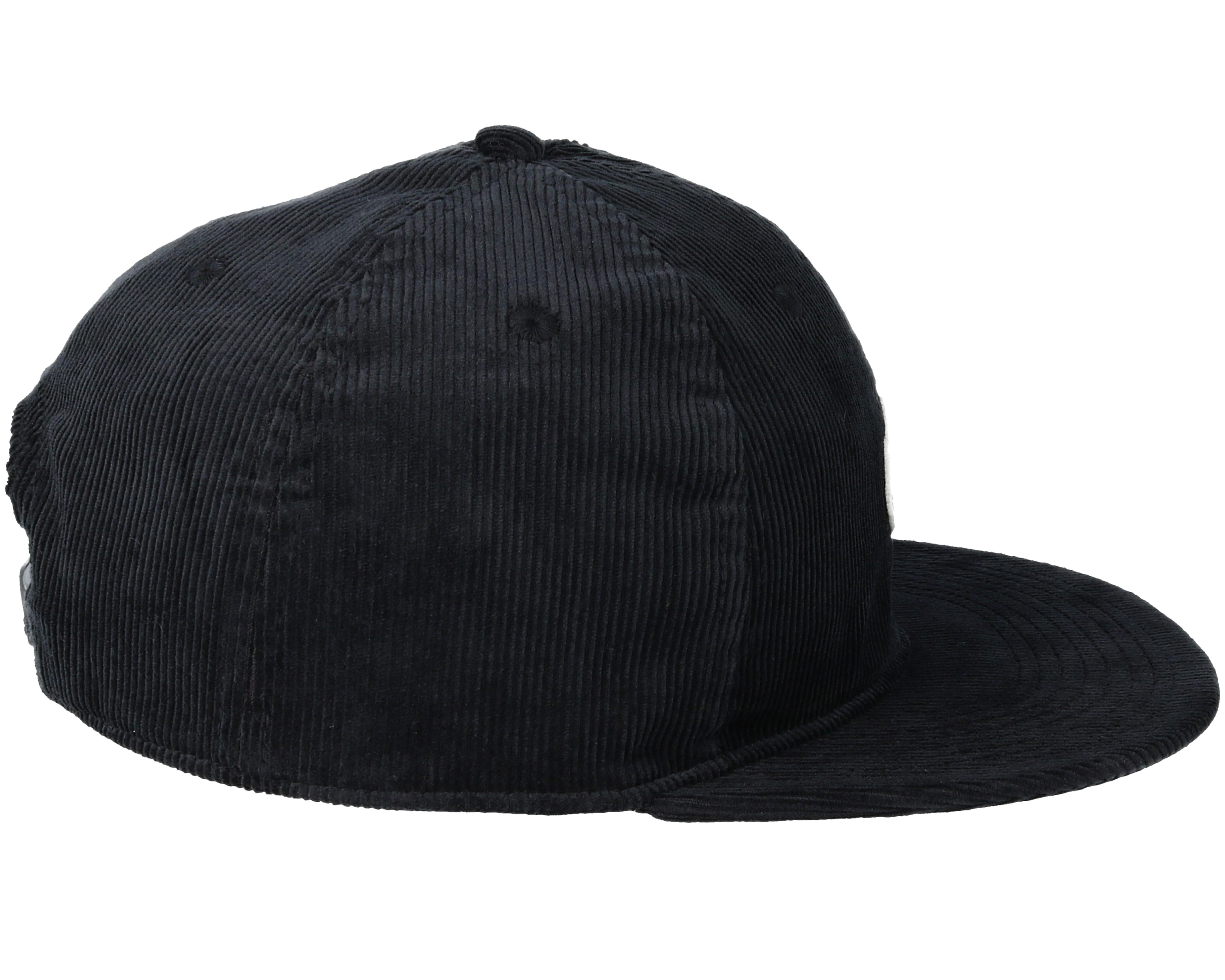 Oakley Det Cord >> Strike A Cord Black Snapback - The North Face caps - Hatstore.no