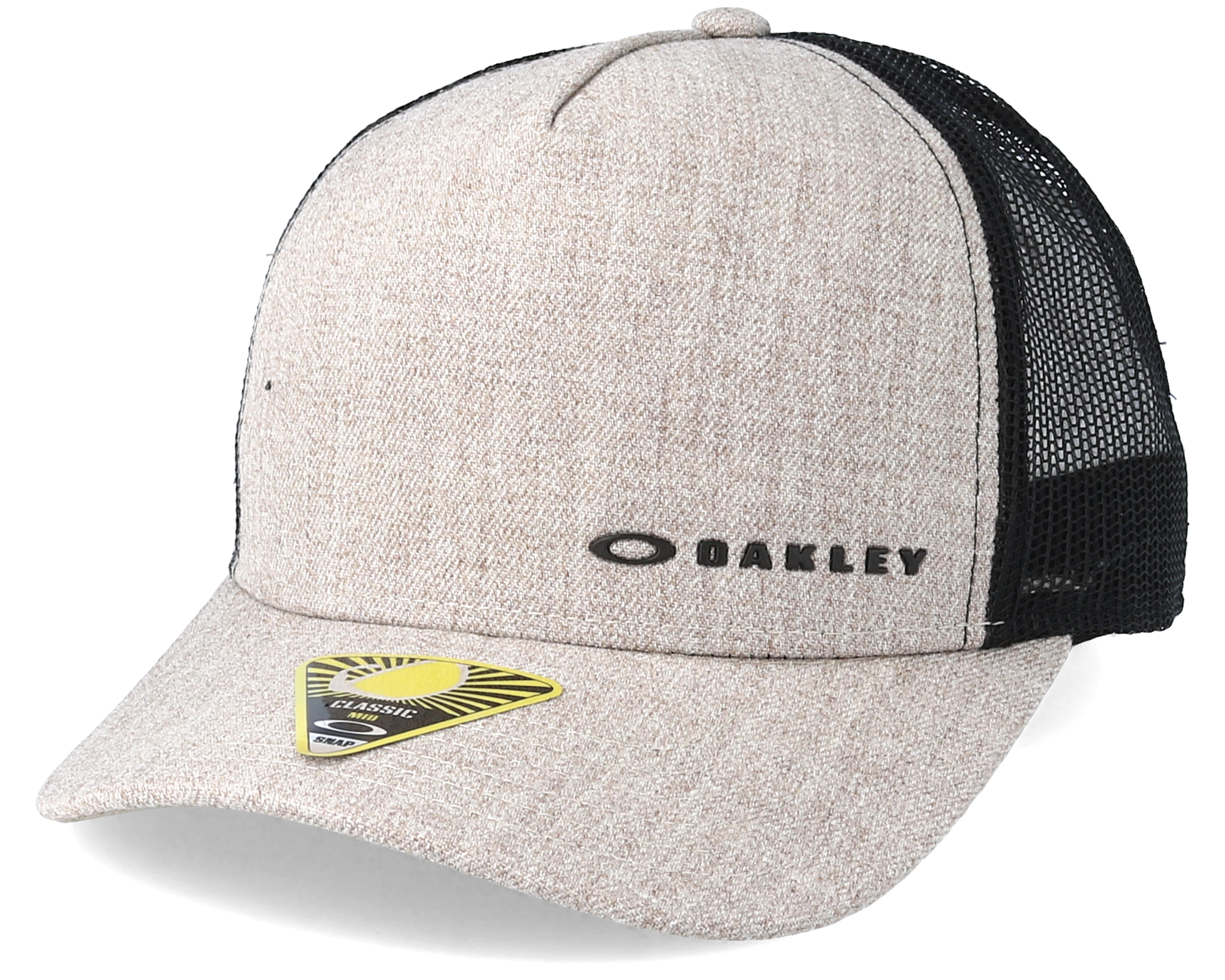 newest 15ebb a60ee ... discount code for chalten grey rye trucker oakley caps hatstore 2a950  c16ae