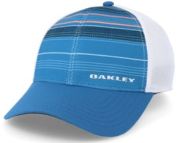 Silicone Bark Print 2.0 California Blue Flexfit - Oakley