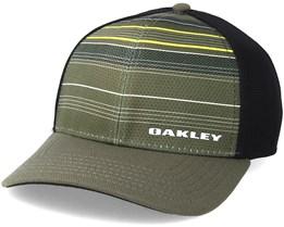 Silicone Bark Print 2.0 Dark Brush Flexfit - Oakley