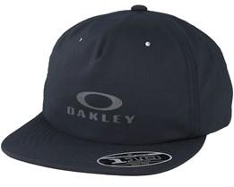 Lower Tech 110 Blackout Snapback - Oakley