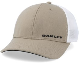 Silicon Bark Rye Trucker - Oakley