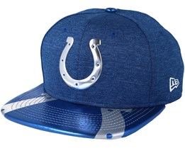 Indianapolis Colts Draft 2017 9Fifty Blue Snapback - New Era