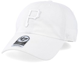 Pittsburgh Pirates Clean Up White/White Adjustable - 47 Brand