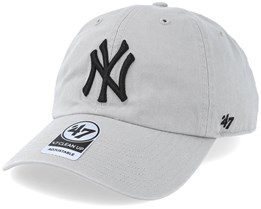 New York Yankees Clean Up Grey Adjustable - 47 Brand