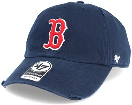 Boston Red Sox Clean Up Navy Ridge Adjustable - 47 Brand
