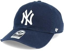 New York Yankees Clean Up Navy Ridge Adjustable - 47 Brand