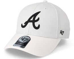 Atlanta Braves Mvp Natural Adjustable - 47 Brand