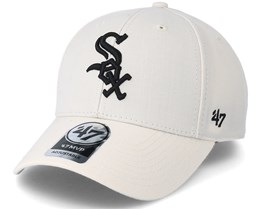 Chicago White Sox Mvp Natural Adjustable - 47 Brand