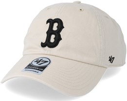 Boston Red Sox Clean Up Natural Adjustable - 47 Brand