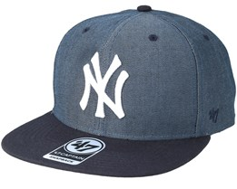 New York Yankees Double Move 47 Captain Shadow Snapback - 47 Brand