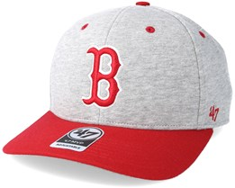 Boston Red Sox Outpost 47 Mvp Grey Adjustable - 47 Brand