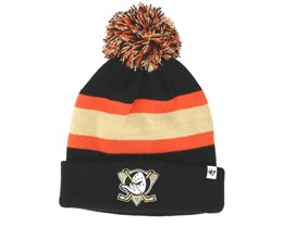 Anaheim Ducks Breakaway Knit Black Pom - 47 Brand