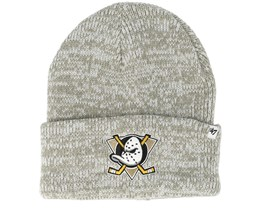 Anaheim Ducks Brain Freeze Gray Cuff - 47 Brand