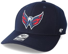 Washington Capitals Contender Navy Flexfit - 47 Brand