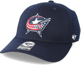 Columbus Blue Jackets Contender Navy Flexfit - 47 Brand