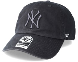 New York Yankees Clean Yo Dark Charcoal Adjustable - 47 Brand
