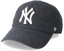 New York Yankees Brooksby Charcoal Adjustable - 47 Brand