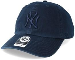 New York Yankees Clean Up Navy Adjustable - 47 Brand