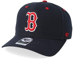 Boston Red Sox Audible Navy Adjustable - 47 Brand