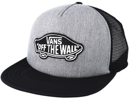 Classic Patch tru Heather Grey Snapback - New Era