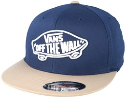 Home Team Dress Blue Fitted - Vans