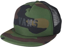 Classic Patch tru Camo Snapback - New Era