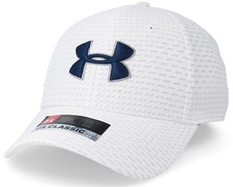 Men´s Printed Blitzing 3.0 White Flexfit - Under Armour