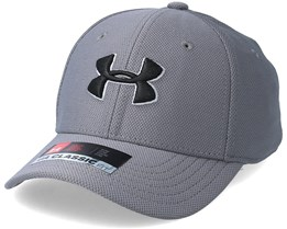 Kids Boy´s Blitzing 3.0 Praphite Grey Flexfit - Under Armour
