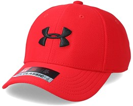 Kids Boy´s Blitzing 3.0 Red Flexfit - Under Armour