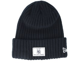New York Yankees Essential Knit Navy Cuff - New Era
