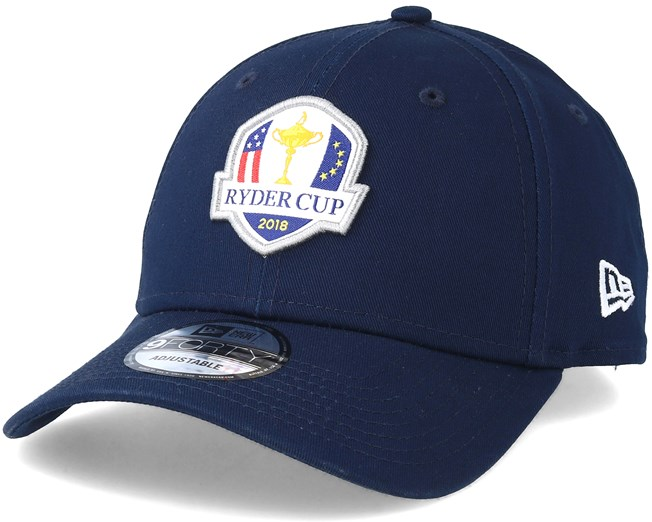 9e6097bbc2e ... good essential 9forty ryder cup navy adjustable new era caps hatstore  b9f71 9899b