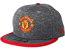 Manchester United Piping 950 Grey Snapback - New Era